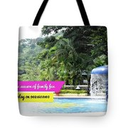 One Day Picnic Spot In Pune For Rainy Season Splendour Country Tote Bag