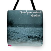 One Day Picnic Spot Near Khadakwasla- Masti Ka Cool Station Splendour Country Tote Bag