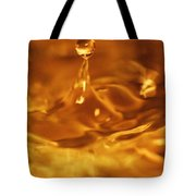 One Drop In The Puddle Tote Bag