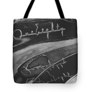 One Eighty Tote Bag