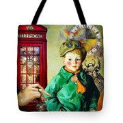 One Enchanted Moment Tote Bag