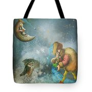 One Enchanting Evening Tote Bag