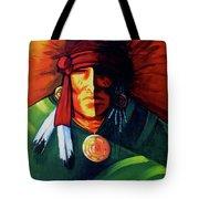 One Eye Tote Bag