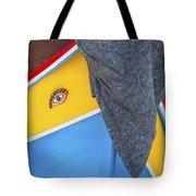 One Eyed Bandit Luzzu Tote Bag