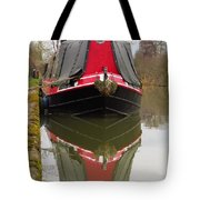 One Eyed Boat Tote Bag