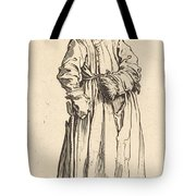 One-eyed Woman Tote Bag