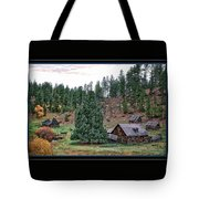 One Fall Day Tote Bag
