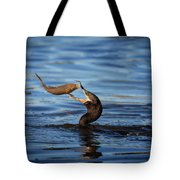 One Final Glance Tote Bag