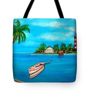 One Fine Day Tote Bag