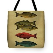 One Fish, Two Fish . . . Tote Bag