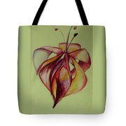 One Flower Tote Bag