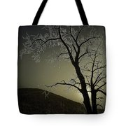 One Frosty Morning Tote Bag