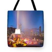 One Goal 2015 Pano 4 Tote Bag