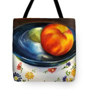 One Good Peach Tote Bag