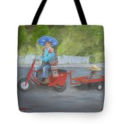One Harry Ride Tote Bag
