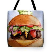 One Hearty Meal Tote Bag