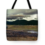 One Horse Town Tote Bag