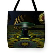 One Last Dream Before Dawn Tote Bag