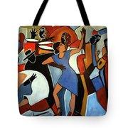One Last Tango Tote Bag
