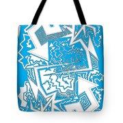 One Liner X Jtl Tote Bag