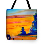 One Lonesome Cowboy Tote Bag