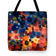 One Moment One Sun Tote Bag