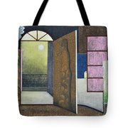 One Moonlit Night- J-16 Tote Bag