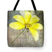 One Must Have Sunshine Freedom And A Little Flower Tote Bag
