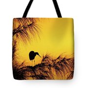 One Of A Series Taken At Mahoe Bay Tote Bag