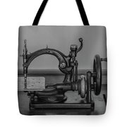 One Of The First Sewing Machines Tote Bag