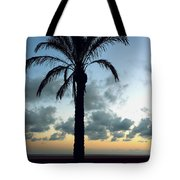 One Palm Tote Bag