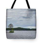 One Pine Island. Koirajarvi Tote Bag