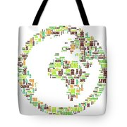 One Planet Tote Bag