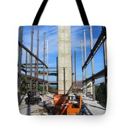 One Point Monolith Tote Bag