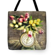 One Pound Tulips Tote Bag