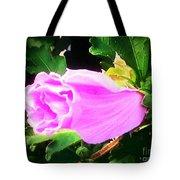 One Pretty Flower Tote Bag