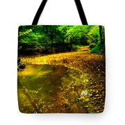 One Road Out Tote Bag