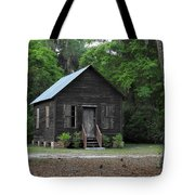 One Room School House Tote Bag