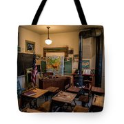 one Room School House Tote Bag
