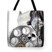 One Round Tote Bag