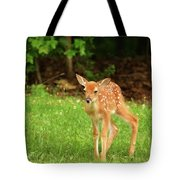 One Step At A Time. Tote Bag