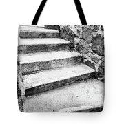 One Step Two Step  Tote Bag