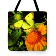 One Sulpher In Flight Tote Bag