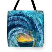 One Summer's Sunrise Tote Bag