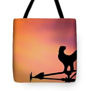 One Sunday Morning Tote Bag