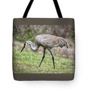 One Sweet Sandhill Tote Bag