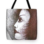 One Tear  Tote Bag