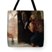 One Thousand And One Nights, The Porter Of Baghdad Tote Bag