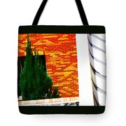 One Tree At The Hospital Tote Bag