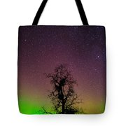 One Tree One Night On The Palouse Tote Bag